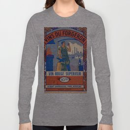 Vins du Forgeron Long Sleeve T-shirt