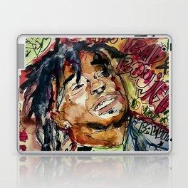 colorful hiphop,poster,lil,rap,artist,music,lyrics,colourful,poster,cool,dope,print,uzi Laptop & iPad Skin