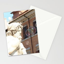 Bernini's Four Rivers Fountain Stationery Cards
