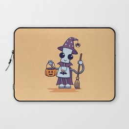 Ned's Halloween Witch Laptop Sleeve