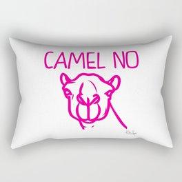 Camel No Rectangular Pillow