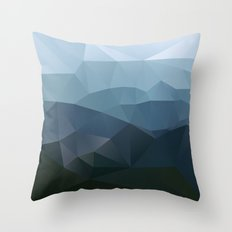 True at First Light Throw Pillow