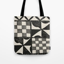 Tapa | Barkcloth | Pacifica | Pasifica | Abstract Patterns | Pacific Islands | Tribal | Ethnic | Tote Bag