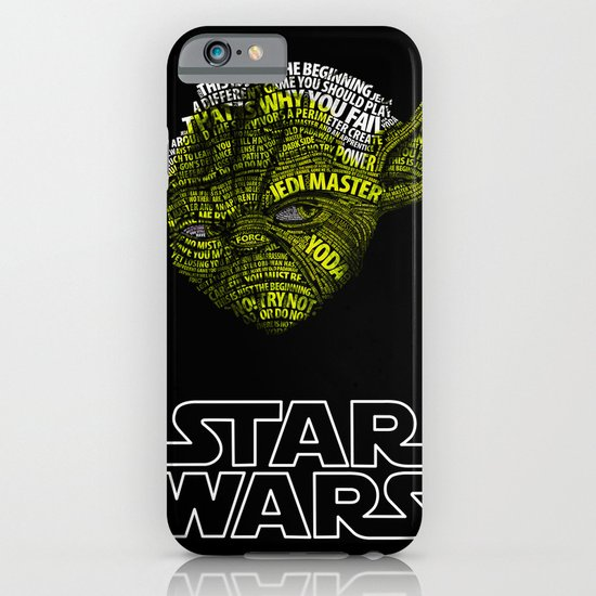 Yoda iPhone & iPod Case