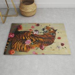 Rosey Tiger Rug
