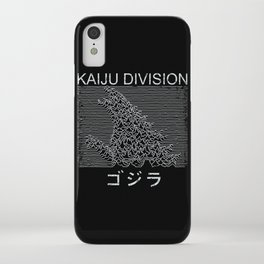 Kaiju Division iPhone Case