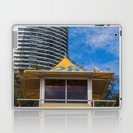 Lifeguard Hut Laptop & iPad Skin