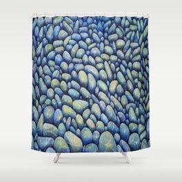RiverStones Shower Curtain