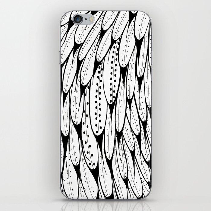 Bird Pattern iPhone Skin