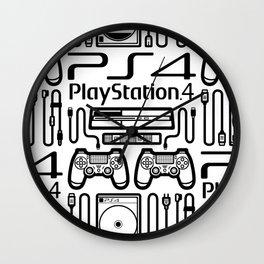PS 4 Wall Clock