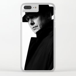 Emmy For Spader (2016) Clear iPhone Case