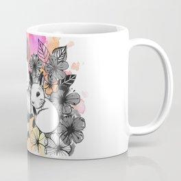Pastel Bunnies Coffee Mug