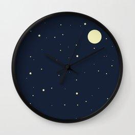 Shenandoah Sky Wall Clock