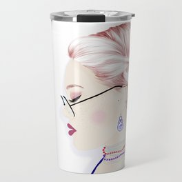 Slovak Folk 1 Travel Mug