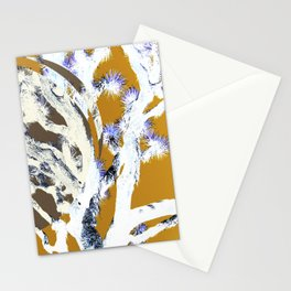 yoshua tree Stationery Cards