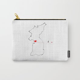 Dokdo Carry-All Pouch