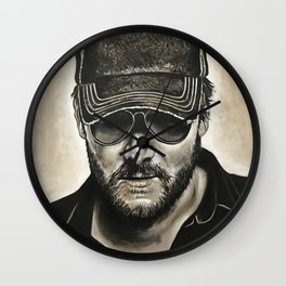 Eric Church Wall Clock
