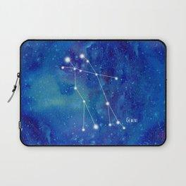 Constellation Gemini Laptop Sleeve