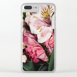 Seja I Clear iPhone Case