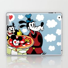 MICKEY'S PIZZA Laptop & iPad Skin