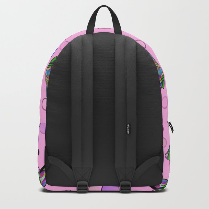 Sharp Shoes Backpack