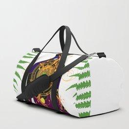 Yoga,meditation,spiritual design Duffle Bag