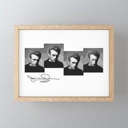 Little Bastard Framed Mini Art Print