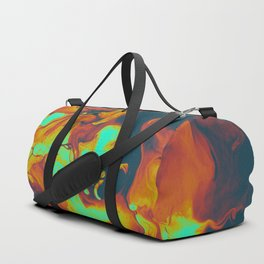 DAY LIGHT AND BAD DREAMS IN A COOL WORLD FULL OF CRUEL THINGS Duffle Bag