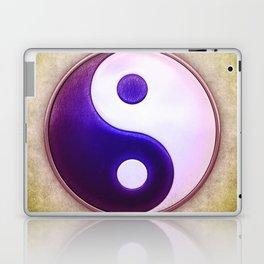 Yin Yang - Labradorite Indigo Laptop & iPad Skin