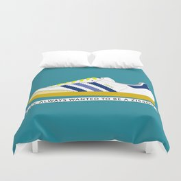 I've Always Wanted to be a Zissou - The Life Aquatic Duvet Cover