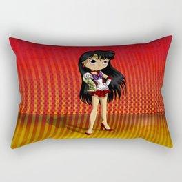 Sailor Mars Rectangular Pillow