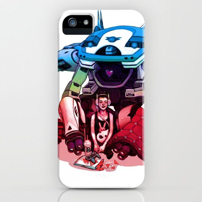 AFK D.Va iPhone Case