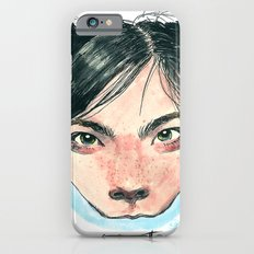 Bjørk in Milk iPhone 6s Slim Case