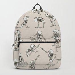 Skeleton Yoga Backpack