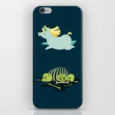 Chubbycorn iPhone & iPod Skin