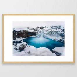 Aldeyjarfoss Framed Art Print