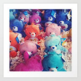 Care Bears Art Print
