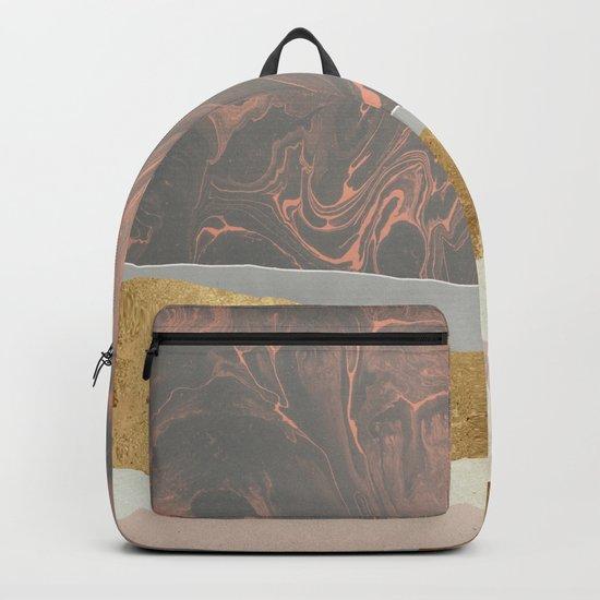Coral Sky Backpack