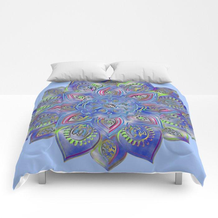 LOTUS glow Comforters