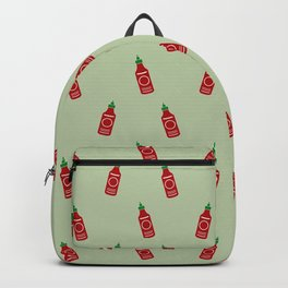 Chilly Hot Sauce Backpack