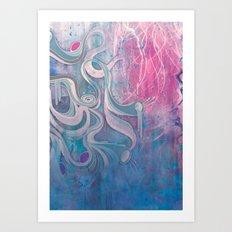 Electric Dreams Art Print