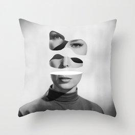 Volatile Throw Pillow