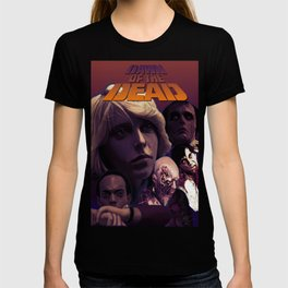 Struzan-Style Dawn of the Dead poster T-shirt