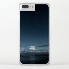 Night Coast Clear iPhone Case