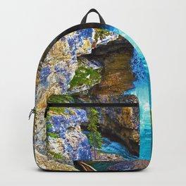 Stanley Waterfall & Beauty Creek, Jasper National Park Backpack