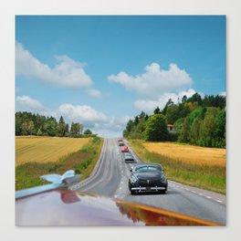 The Ultimate Custom Cars Roadtrip Canvas Print
