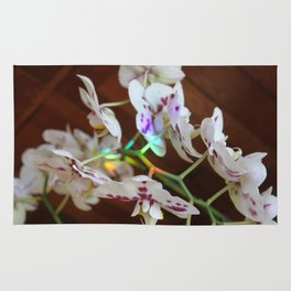 Orchid Love Rug