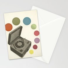 Pop Music Stationery Cards