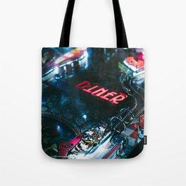 Flipper arcade bar Tote Bag