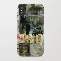 broken iPhone & iPod Cases featuring BROKEN by db Waterman